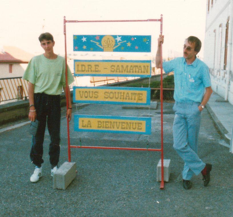 Naissance de l'IDRE en 1988