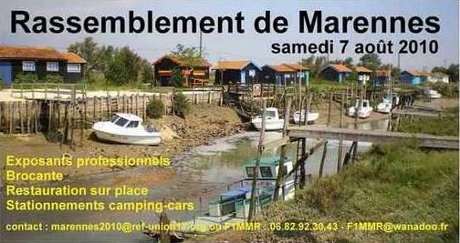 Marennes 2010