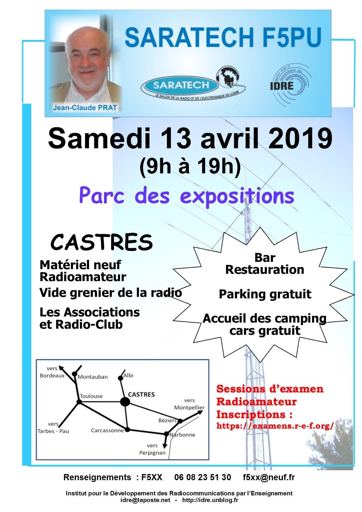 Le Salon Saratech saratech-f5pu-2019_affiche2