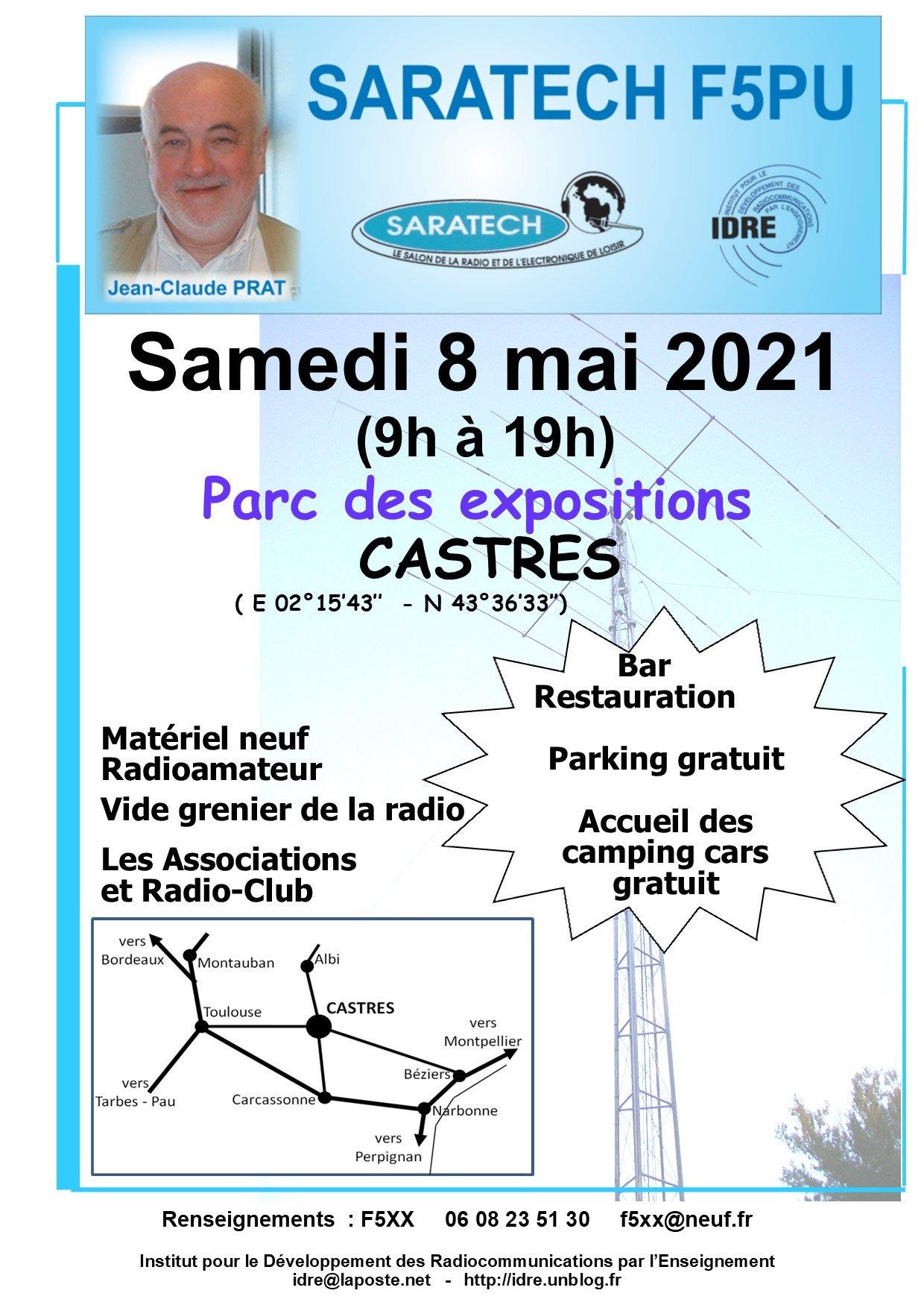 Le Salon Saratech saratech-f5pu-2021_affiche-2